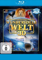 Wundervolle Welt 3D - Blu-ray 3D (Blu-ray)