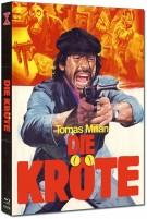Die Kröte - Limited Collector's Edition / Cover A (Blu-ray)