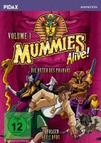 Mummies Alive! - Die Hüter des Pharaos - Vol. 3 (DVD)