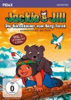 Jackie & Jill - Die Bärenkinder vom Berg Tarak - Pidax Animation / Vol. 1 (DVD)