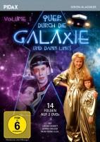 Quer durch die Galaxie und dann links - Pidax Serien-Klassiker / Vol. 1 (DVD)