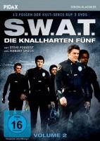 S.W.A.T. - Die knallharten Fünf - Pidax Serien-Klassiker / Volume 2 (DVD)
