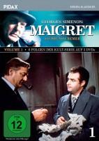 Maigret - Pidax Serien-Klassiker / Vol. 1 (DVD)