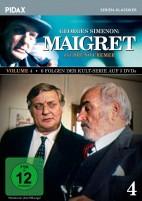 Maigret - Pidax Serien-Klassiker / Vol. 4 (DVD)