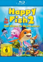 Happy Fish 2 - Hai-Alarm im Hochwasser - Blu-ray 3D + 2D (Blu-ray)