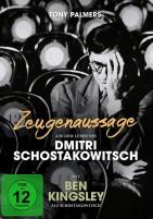 Zeugenaussage - Aus dem Leben des Dmitri Schostakowitsch (DVD)