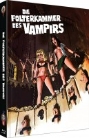 Die Folterkammer des Vampirs - Limited Collector's Edition / Cover A (Blu-ray)