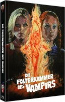 Die Folterkammer des Vampirs - Limited Collector's Edition / Cover B (Blu-ray)