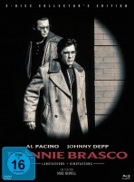 Donnie Brasco - Extended Edition + Kinofassung / Cover A (Blu-ray)