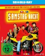 RTL Samstag Nacht - Das Beste aus allen fünf Staffeln / SD on Blu-ray (Blu-ray)