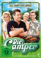 Die Camper - Die komplette Serie / 3. Auflage (DVD)