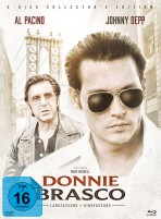 Donnie Brasco - Extended Edition + Kinofassung / Cover B (Blu-ray)