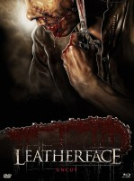 Leatherface - Limited Collector's Edition / Cover C (Blu-ray)