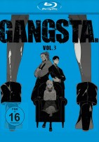 Gangsta. - Vol. 4 (Blu-ray)