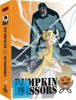 Pumpkin Scissors - Gesamtausgabe (DVD)