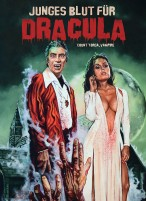 Junges Blut für Dracula - Limited Collector's Edition / Cover B (Blu-ray)
