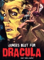 Junges Blut für Dracula - Limited Collector's Edition / Cover C (Blu-ray)