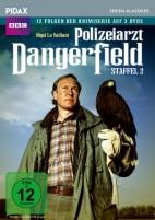 Polizeiarzt Dangerfield - Pidax Serien-Klassiker / Staffel 2 (DVD)