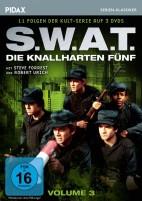 S.W.A.T. - Die knallharten Fünf - Pidax Serien-Klassiker / Volume 3 (DVD)