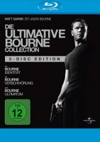 Die Ultimative Bourne Collection (Blu-ray)