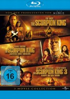 The Scorpion King - 3 Movie Collection (Blu-ray)