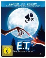 E.T. - Der Ausserirdische - Steelbook (Blu-ray)