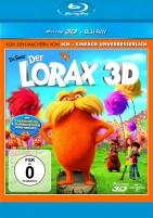 Der Lorax 3D - Blu-ray 3D + 2D (Blu-ray)