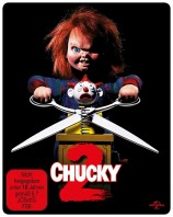 Chucky 2 - Steelbook / exklusiv bei Media-Dealer.de (Blu-ray)