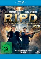 R.I.P.D. - Rest in Peace Department - Blu-ray 3D + 2D (Blu-ray)