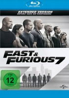Fast & Furious 7 - Extended Version (Blu-ray)