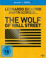 The Wolf of Wall Street - Steelbook (Blu-ray)