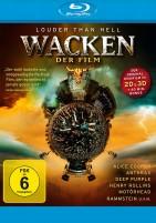Wacken - Der Film - Blu-ray 3D + 2D (Blu-ray)