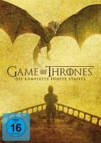 Game of Thrones - Staffel 05 / Neuauflage (DVD)