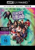 Suicide Squad - 4K Ultra HD Blu-ray + Blu-ray (Ultra HD Blu-ray)