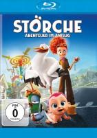 Störche - Abenteuer im Anflug (Blu-ray)
