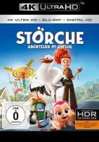 Störche - Abenteuer im Anflug - 4K Ultra HD Blu-ray + Blu-ray (Ultra HD Blu-ray)