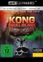 Kong: Skull Island - 4K Ultra HD Blu-ray + Blu-ray (Ultra HD Blu-ray)