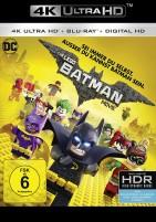 The Lego Batman Movie - 4K Ultra HD Blu-ray + Blu-ray (Ultra HD Blu-ray)