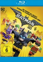 The Lego Batman Movie - Blu-ray 3D (Blu-ray)