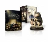 Phantastische Tierwesen und wo sie zu finden sind - Blu-ray 3D + 2D / Steelbook / Collector's Edition inkl. Niffler Figur (Blu-ray)