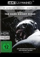 The Dark Knight Rises - 4K Ultra HD Blu-ray + Blu-ray (4K Ultra HD)