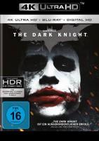 The Dark Knight - 4K Ultra HD Blu-ray + Blu-ray (4K Ultra HD)