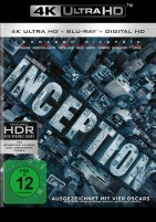Inception - 4K Ultra HD Blu-ray + Blu-ray / Ultimate Collector's Edition (4K Ultra HD)