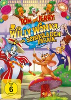 Tom & Jerry - Willy Wonka & die Schokoladenfabrik (DVD)