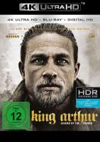 King Arthur - Legend of the Sword - 4K Ultra HD Blu-ray + Blu-ray (4K Ultra HD)