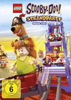 Lego Scooby-Doo! Strandparty (DVD)