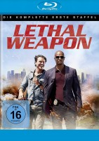 Lethal Weapon - Staffel 01 (Blu-ray)