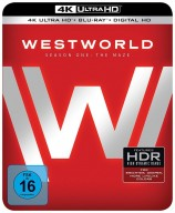 Westworld - Staffel 01 / Das Labyrinth / 4K Ultra HD Blu-ray + Blu-ray (4K Ultra HD)