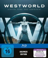 Westworld - Staffel 01 / Das Labyrinth (Blu-ray)