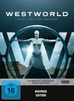 Westworld - Staffel 01 / Das Labyrinth (DVD)